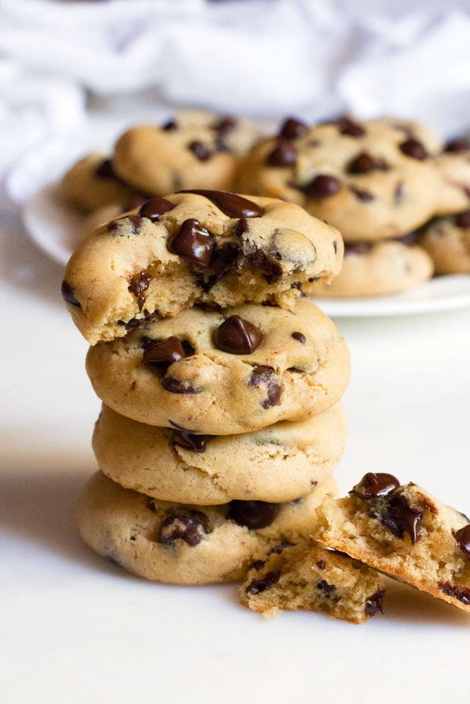 Milk Free Chocolate Chip Cookies