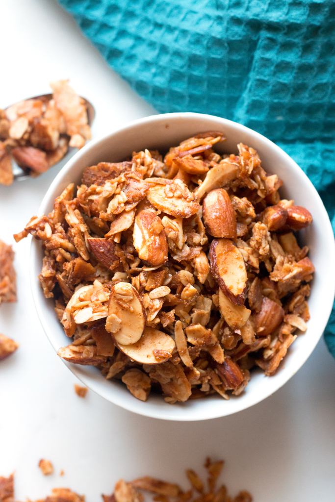 ... , this Coconut Almond Granola is a guaranteed new granola favorite