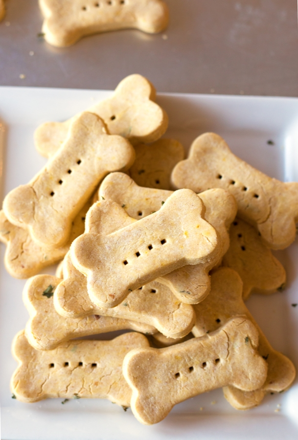Make Peanut Butter Dog Treats