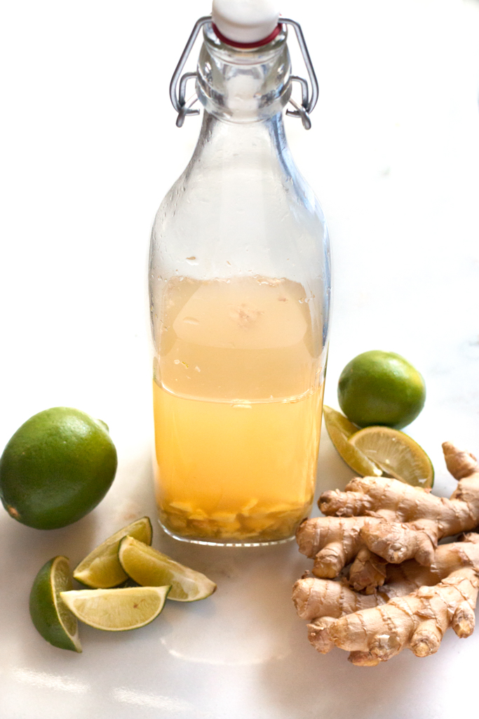Switchel aka Haymaker's Punch - a refreshing summer beverage! | www.grainchanger.com