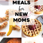 13 Delicious Gluten-Free Freezer Meals for New Moms | www.grainchanger.com