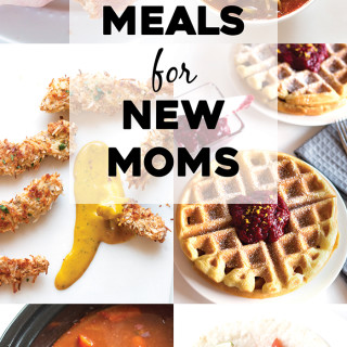 Gluten-Free Freezer Meals for New Moms