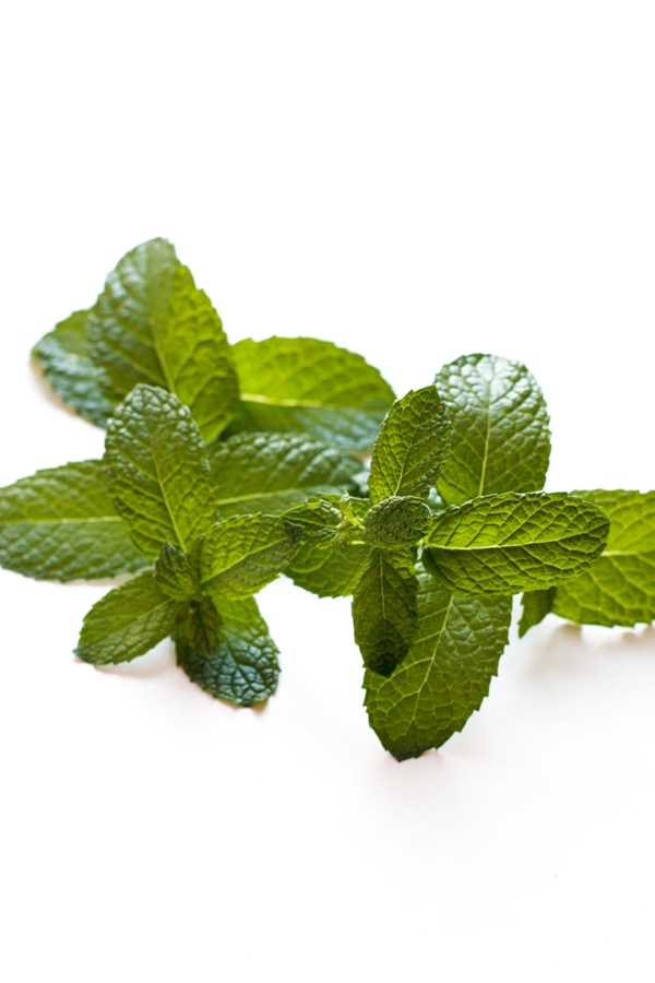 Mint-Infused Simple Syrup | www.grainchanger.com