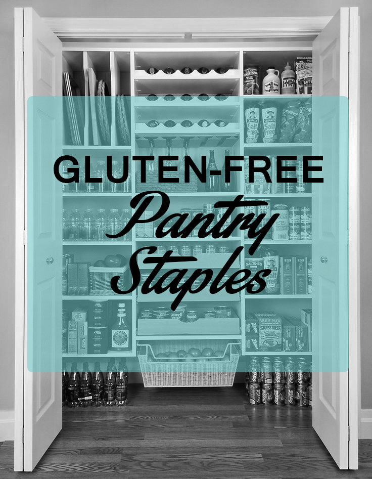 Gluten-Free Pantry Staples | www.grainchanger.com