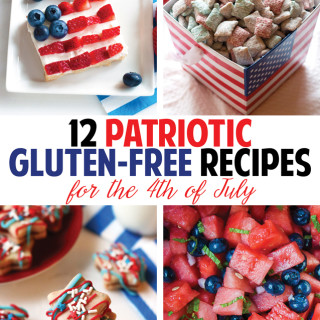 Patriotic Gluten-Free Recipes for the 4th of July | www.grainchanger.com