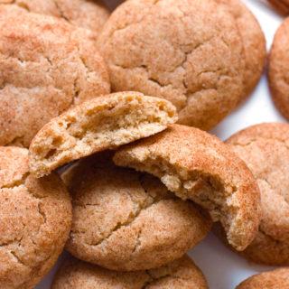 Gluten-Free Snickerdoodles | www.grainchanger.com