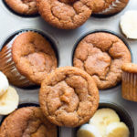 Grain-Free Banana Bread Muffins | www.grainchanger.com