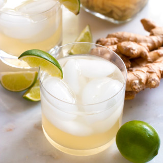 Switchel aka Haymaker's Punch - a refreshing summer beverage! | www.grainchanger.com