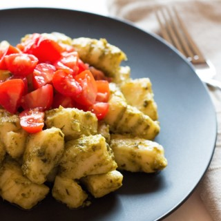 Gluten-Free Ricotta Gnocchi
