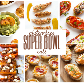 gluten-free super bowl eats | www.grainchanger.com