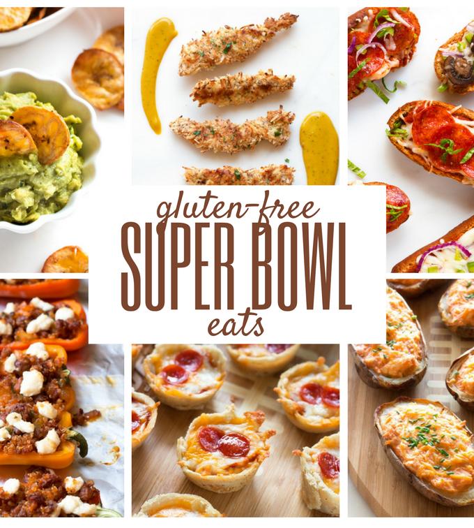 gluten-free super bowl eats | www.grainchanger.com