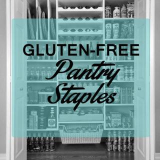 Gluten-Free Pantry Staples | www.grainchanger.com
